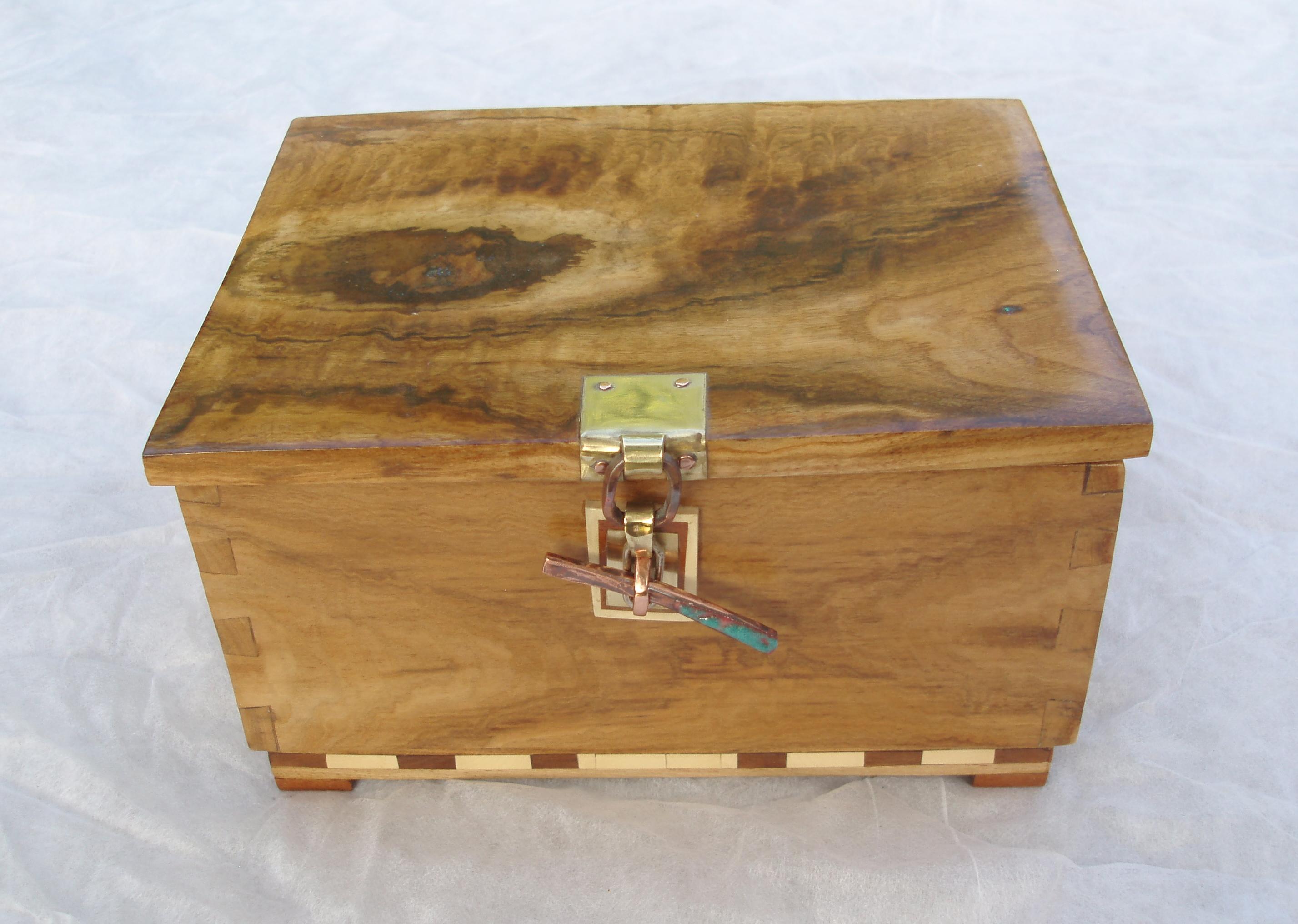 chestnut box